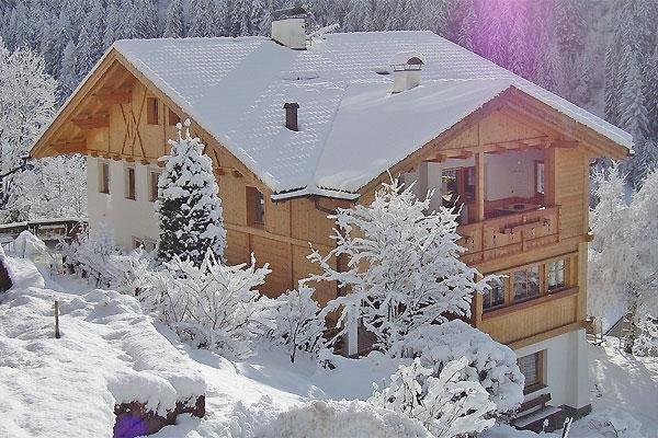 Foto invernale di presentazione Limbela - Appartamento 3 soli