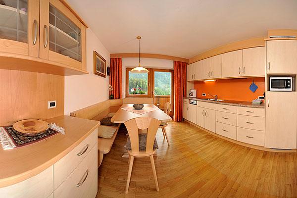 Foto della cucina Limbela