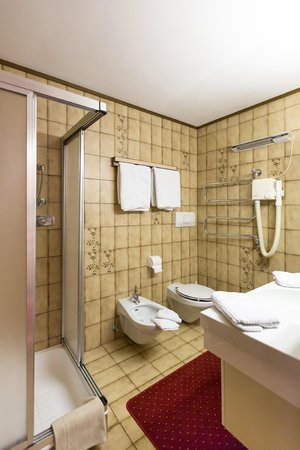 Foto del bagno Appartamenti Meisules sas