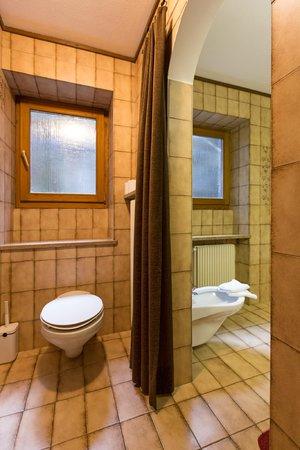 Foto del bagno Appartamenti Meisules