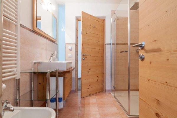 Foto del bagno Appartamenti Mirandula