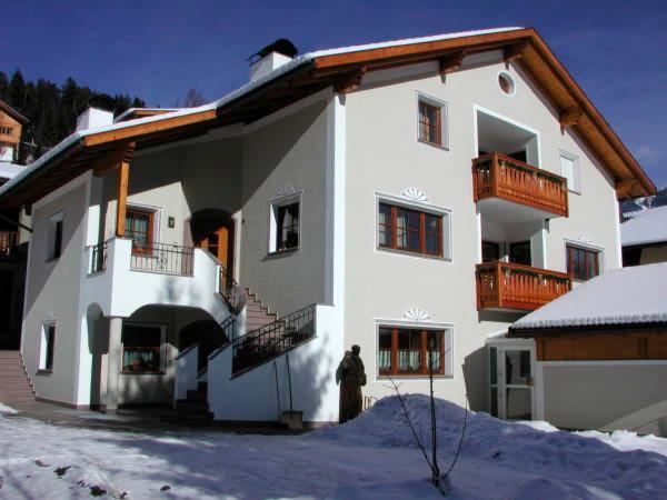 Foto invernale di presentazione Mussner - Appartamenti 3 soli