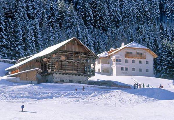 Foto invernale di presentazione Appartamenti Palmerhof