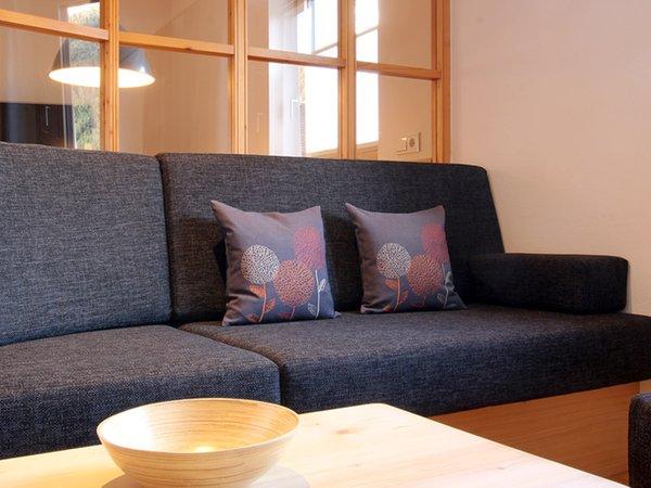 Il salotto Appartamenti Palmerhof