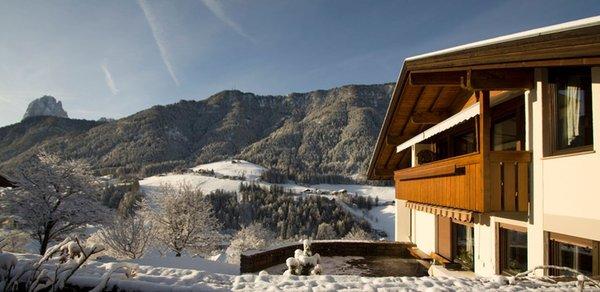 Foto esterno in inverno Pitscheider Schmalzl Herta