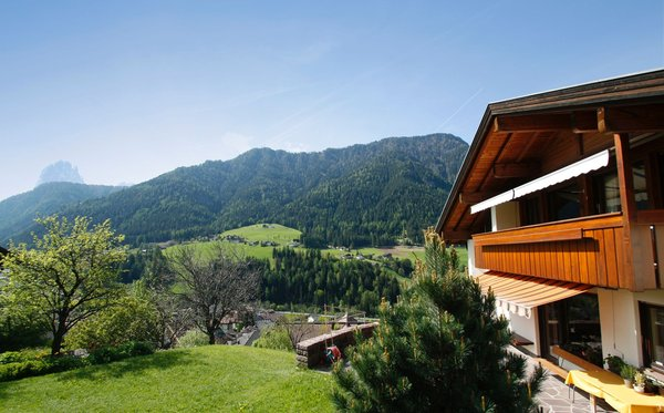 Foto esterno in estate Pitscheider Schmalzl Herta