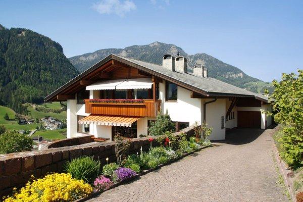 Foto estiva di presentazione Appartamenti Pitscheider Schmalzl Herta