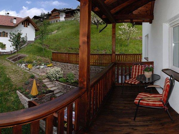 Foto del balcone Stlarida