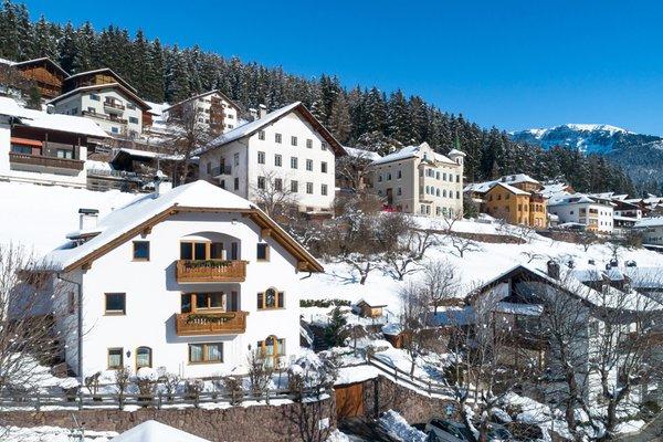 Foto invernale di presentazione Appartamenti Stlarida