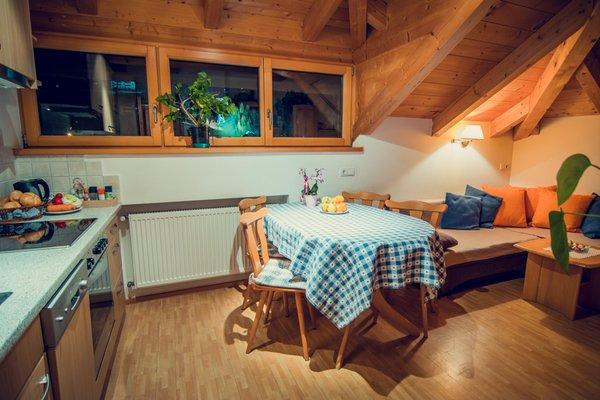 Der Wohnraum Tlusel - Ferienwohnungen 3 Sonnen
