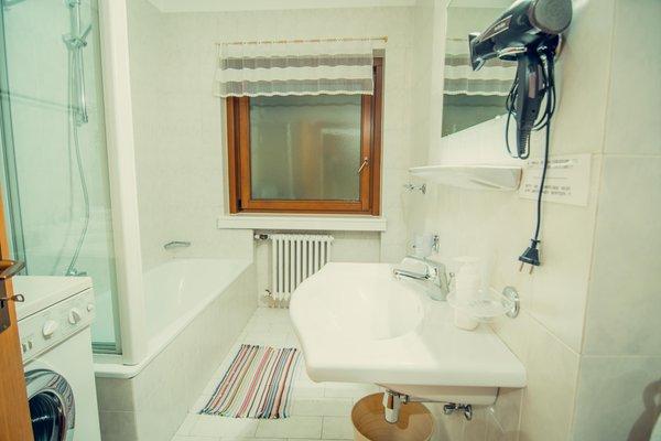 Foto del bagno Appartamenti Tlusel