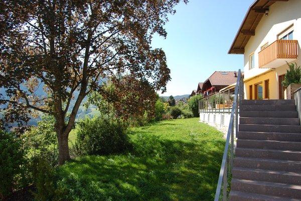 Foto esterno in estate Villa Vastlé