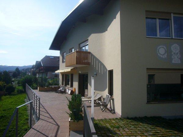 Foto estiva di presentazione Villa Vastlé - Appartamenti 3 soli