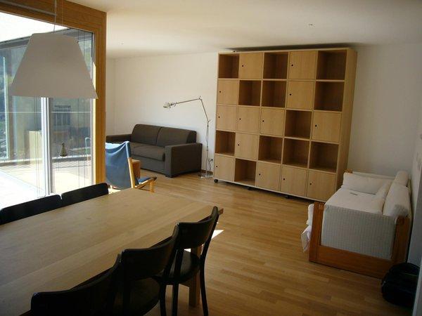 La zona giorno Villa Vastlé - Appartamenti 3 soli