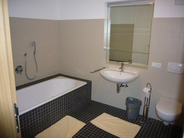 Foto del bagno Appartamenti Villa Vastlé