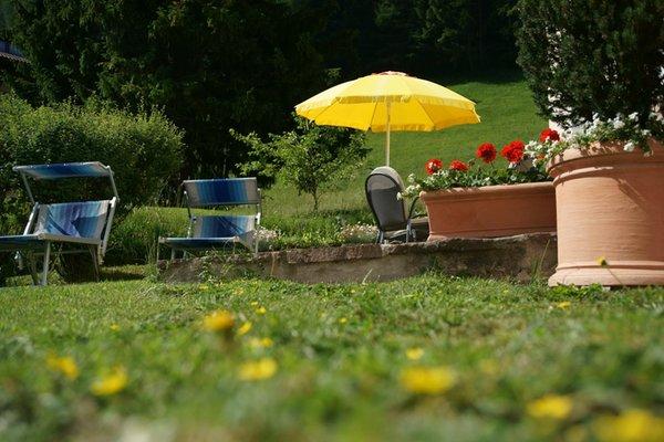 Foto del giardino Ortisei