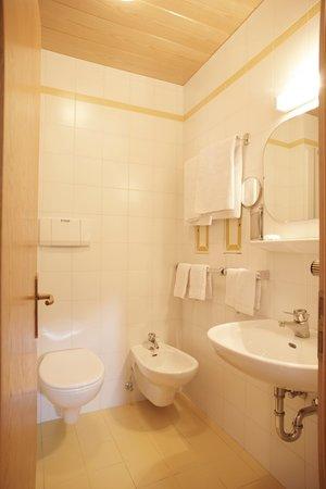 Foto del bagno Appartamenti Waldheim
