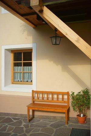 Foto esterno in estate Waldheim