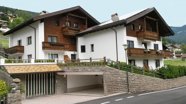 Foto estiva di presentazione Appartamenti Antines