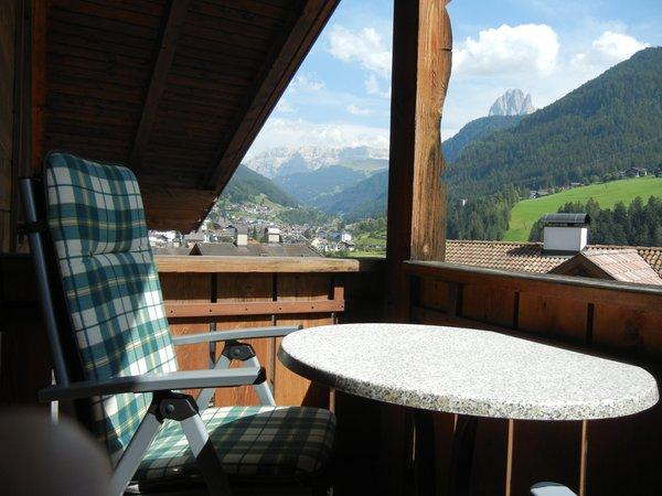 Foto del balcone Antines