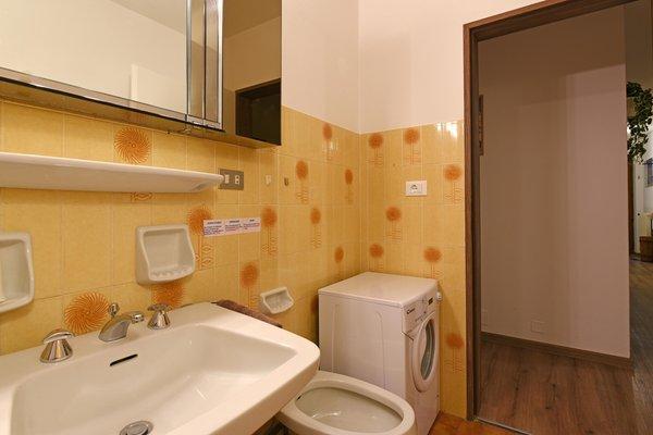 Foto del bagno Appartamento Desmin