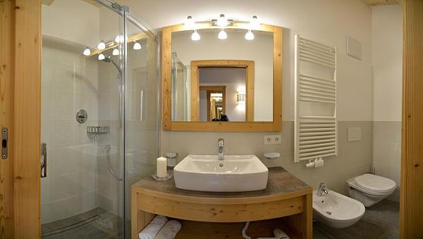 Foto del bagno Residence Magdalena
