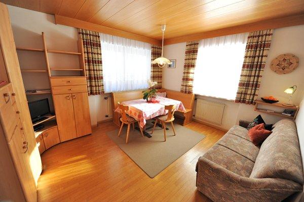 La zona giorno Prabosch - Appartamenti 3 soli