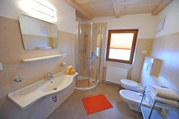 Foto del bagno Appartamenti Prabosch