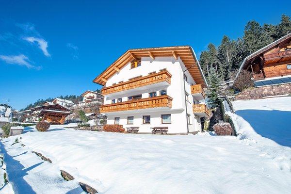 Foto invernale di presentazione Appartamenti Prabosch
