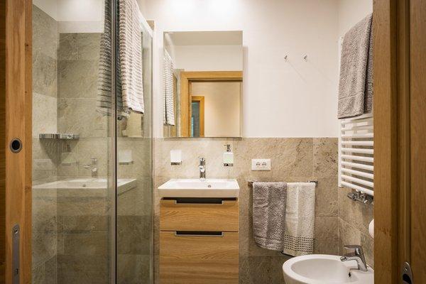 Foto del bagno Appartamenti Pravert