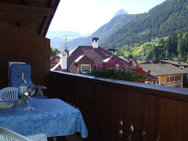 Foto del balcone Cesa Rabanser