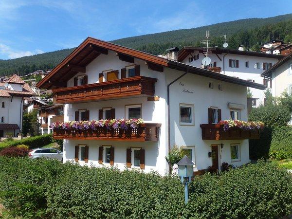 Foto estiva di presentazione Appartamenti Cesa Rabanser