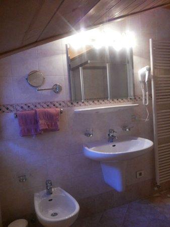 Foto del bagno Appartamenti Cesa Sara