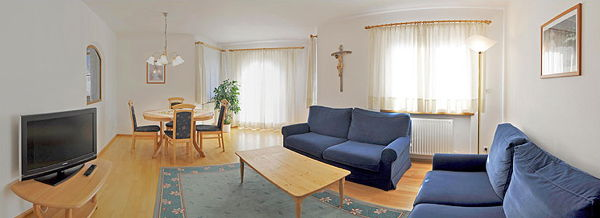 Il salotto Walter Senoner - Appartamenti 3 soli