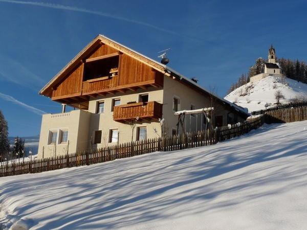 Foto invernale di presentazione Apartment La Frünta - Appartamenti 2 stelle