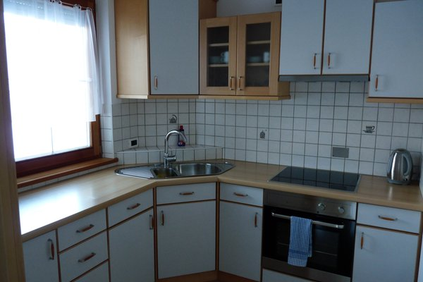 Photo of the kitchen Apartment La Frünta