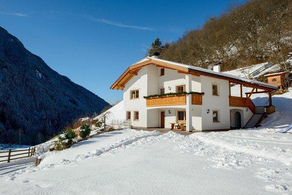 Foto esterno in inverno Schönau Bio & Spa Family Apartments