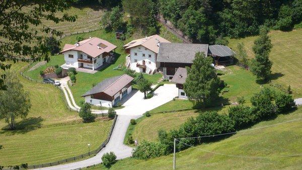 La posizione Schönau Bio & Spa Family Apartments Laion (Ortisei)