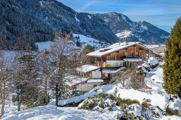 Foto invernale di presentazione Appartamento Soval