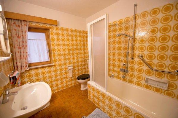 Foto del bagno Appartamento Soval
