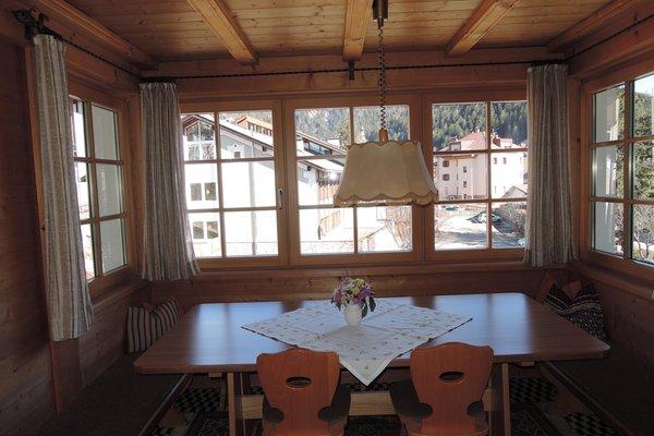 La zona giorno Villa Anderlan - Appartamento 2 soli
