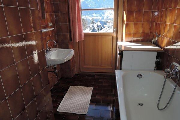 Foto del bagno Appartamento Villa Anderlan