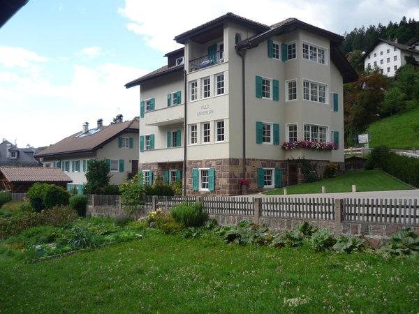 Foto esterno in estate Villa Anderlan