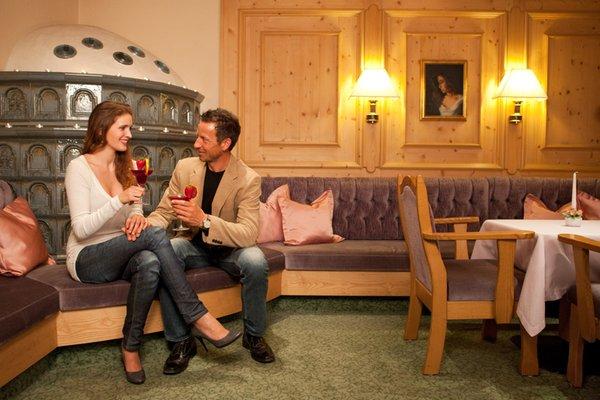 Foto der Stube Hotel Villa Eden