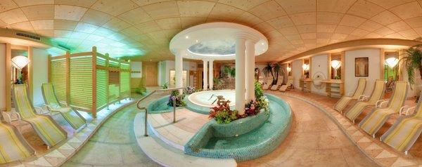 Foto vom Wellness-Bereich Hotel Villa Eden