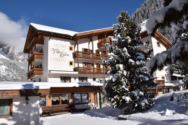 Winter Präsentationsbild Villa Eden - Hotel 3 Sterne