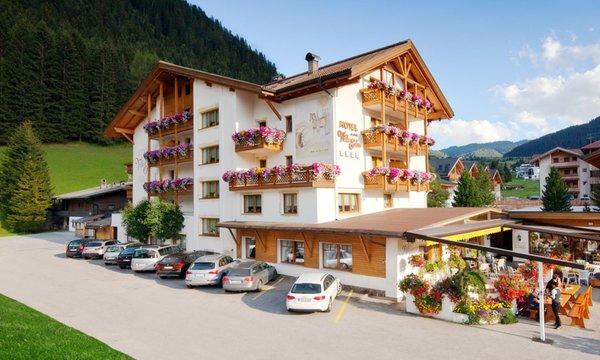 Sommer Präsentationsbild Villa Eden - Hotel 3 Sterne
