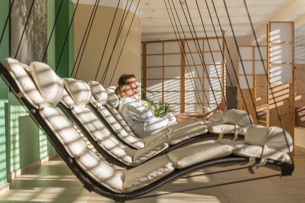 Foto vom Wellness-Bereich Hotel Alpenflora