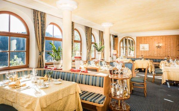 Das Restaurant Kastelruth Alpenflora