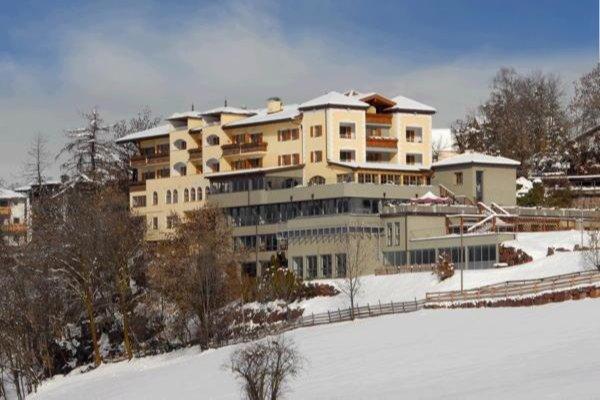 Winter Präsentationsfoto Hotel Alpenflora